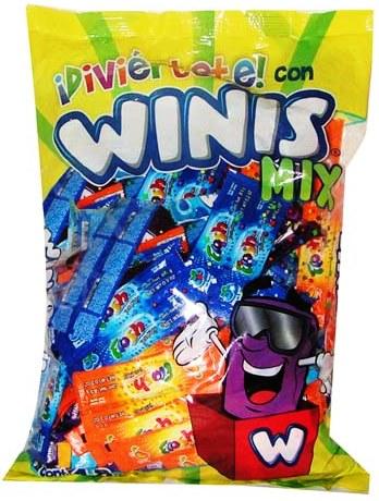 Piñata Winis Mix