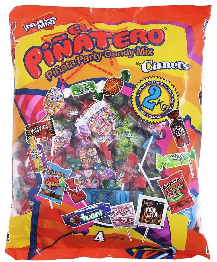 Piñatero Canels